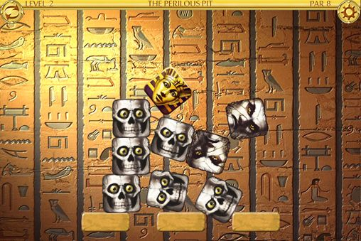 Arcade-Spiele: Lade Schätze der Mumie auf dein Handy herunter