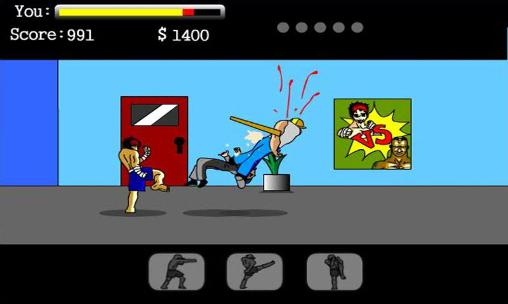 Fighting man para Android