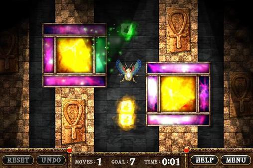 Arcade-Spiele Pyracubes lite für das Smartphone