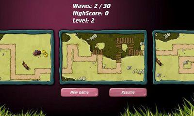 Swamp Defense скриншот 2