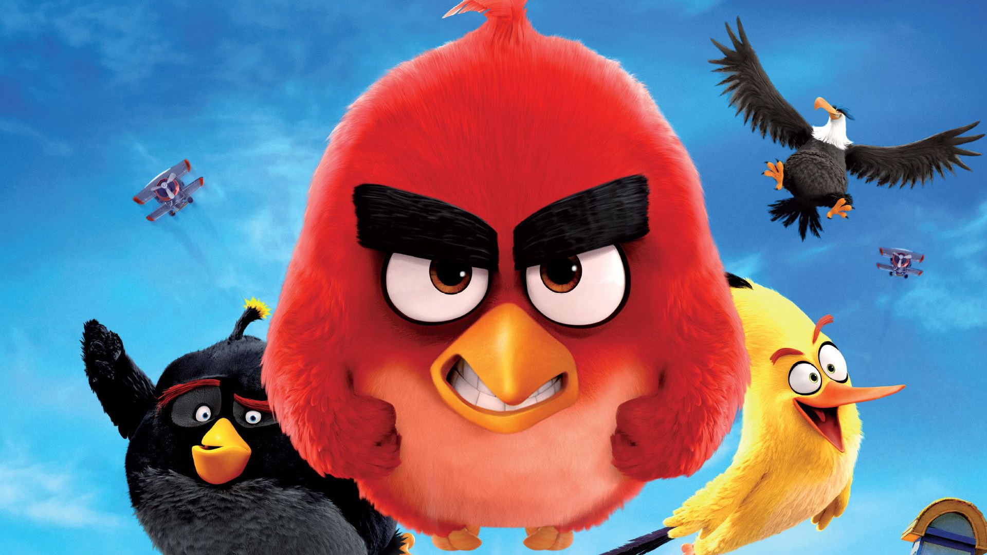 best Like Angry Birds for Android