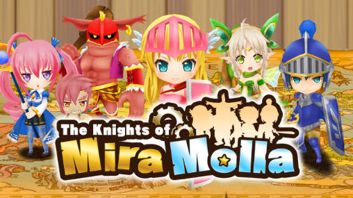The knights of Mira Molla icon