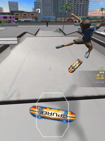 Чистый скейт 2