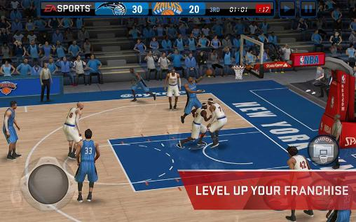NBA live mobile for Android