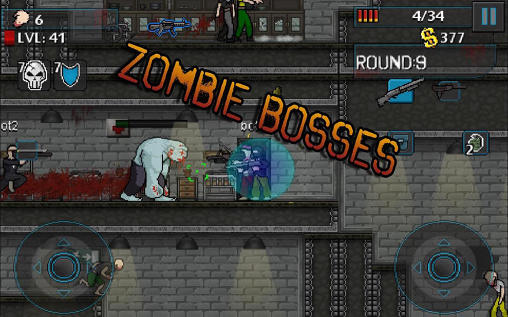 Zombie kill of the week: Reborn screenshot 1