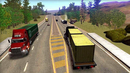 Truck simulator USA für Android