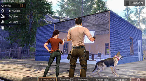 Action games: download Life after to your phone