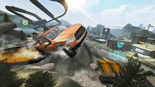 Real car driving experience: Racing game für Android