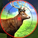 Deer hunting sniper safari: Animals hunt icono