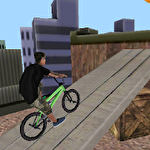 Pepi bike 3D Symbol