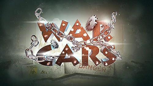 War cars screenshots