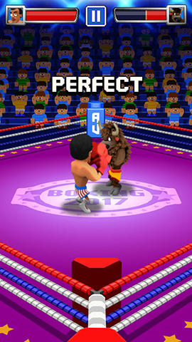 One tap boxing für Android