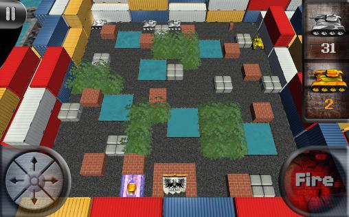 Tanks: The return Screenshot