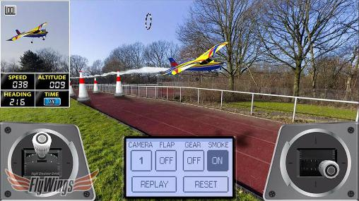 Real RC flight sim 2016. Flight simulator online: Fly wings für Android