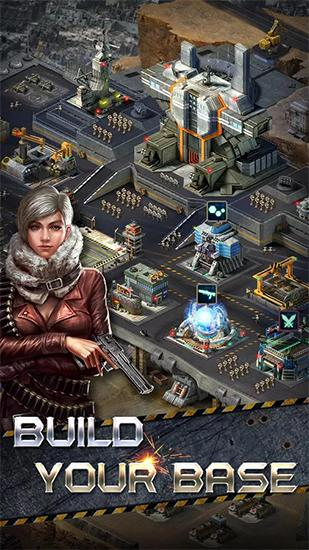 The ruins: Alien invasion для Android