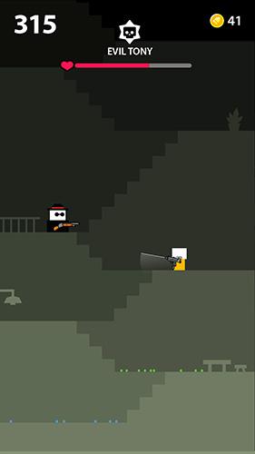 Arcade Mr Gun for smartphone