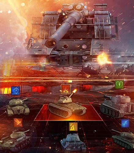 Online-Strategiespiele Storm of steel: Tank commander auf Deutsch