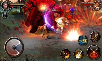 Excalibur скриншот 1
