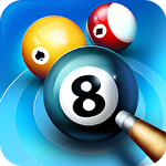 8 ball billiard ícone