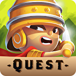 World of warriors: Quest icono