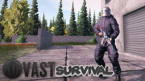 Vast survival screenshot 1