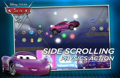 Screenshot Cars 2 on iPhone