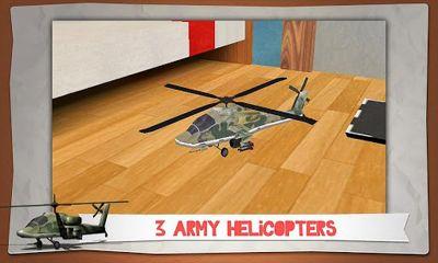Simulator-Spiele Helidroid Battle 3D RC Copter für das Smartphone