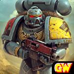 Warhammer 40000: Space wolf icon