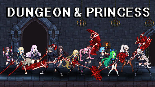 Dungeon and princess! screenshot 1