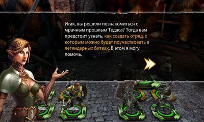 RPG Heroes of Dragon Age für das Smartphone
