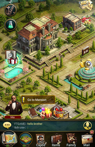 The godfather: Family dynasty para Android