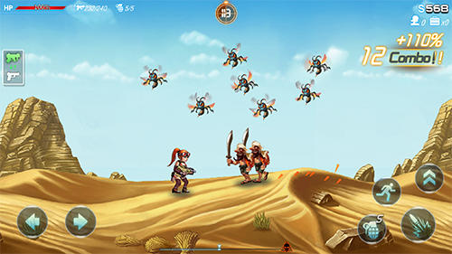 Mission: Royal hawk pour Android