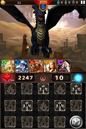 Capture d'écran Les trésors des souterrains sur iPhone
