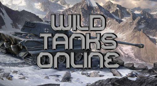 Wild tanks online captura de tela 1