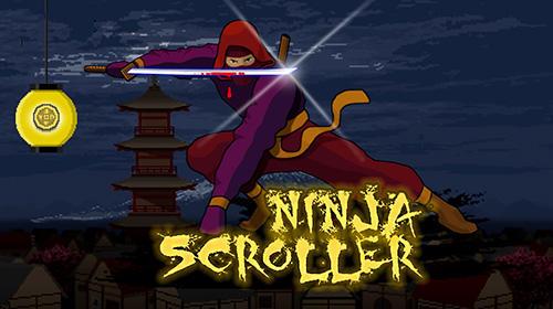 Ninja scroller: The awakening Screenshot