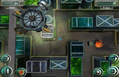 Arcade: download Escape From Cyborgia to your phone