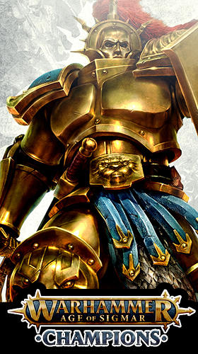 Warhammer: Age of Sigmar. Champions captura de tela 1