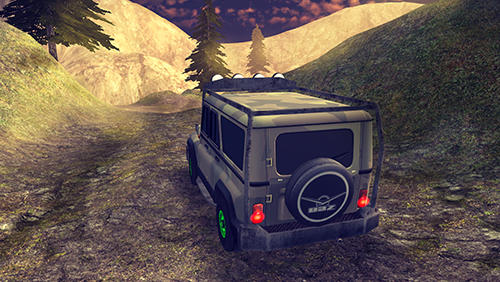 Russian extrem offroad HD captura de tela 3