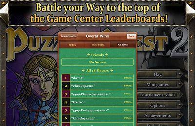 Multiplayer: Lade Puzzle Quest 2 auf dein Handy herunter