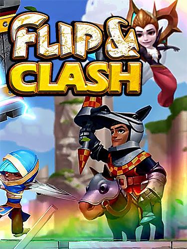 Flip and clash Symbol