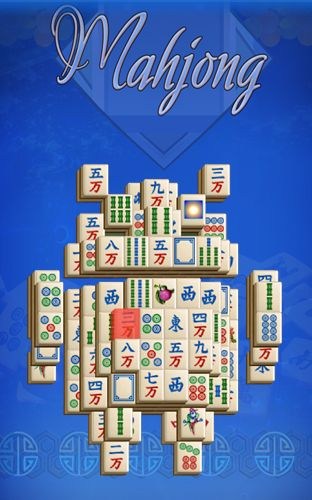 Mahjong 3 Screenshot