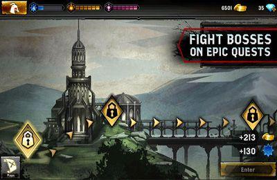 RPG-Spiele: Lade Helden der Drachenzeit auf dein Handy herunter