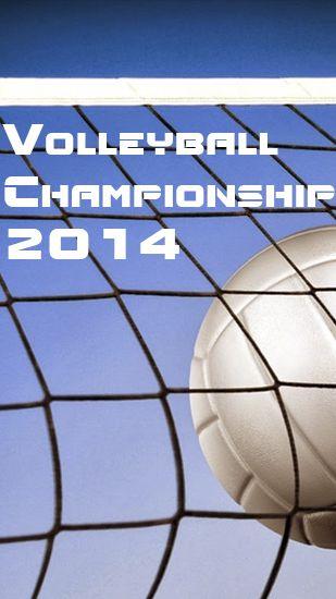 Volleyball championship 2014 screenshot 1