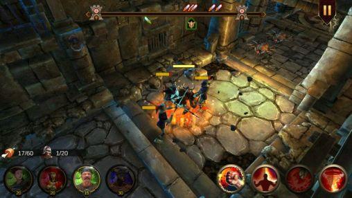 Demonrock: War of ages screenshots