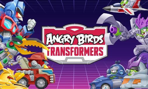 Capturas de tela de Angry birds: Transformers
