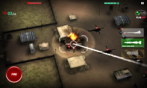 Shadow strike 2: Global assault captura de pantalla 1