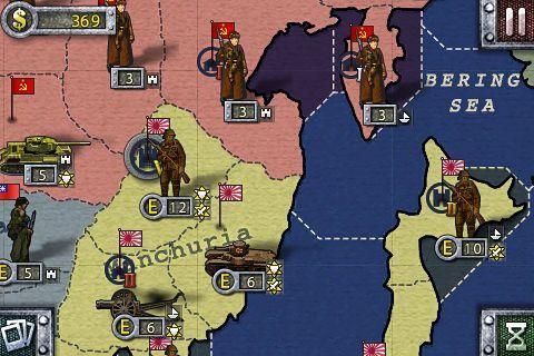Screenshot World Conqueror 1945 auf dem iPhone