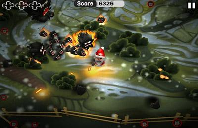 iPhone用ゲーム ミニゴア HD のスクリーンショット