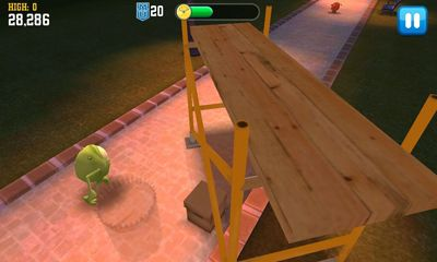 Monsters U: Catch Archie Screenshot