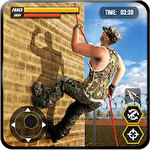US army course training school game icône